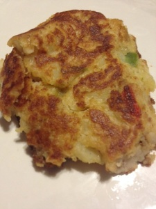 potatoe stuffing patties